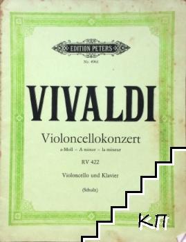 Vivaldi Violoncellokonzert