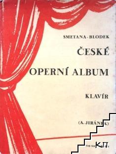 Smetana-Blodek České Operní Album