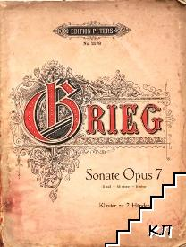 Sonate Opus 7