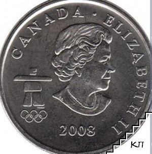 25 цента / 2008 / Канада