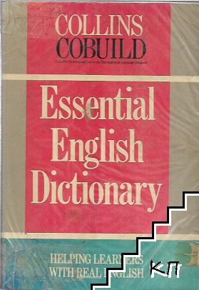 Collins Essential English Dictionary
