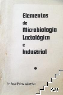 Elementos de microbiologica laktologica e industrial