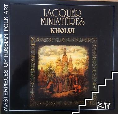 Lacquer Miniatures Kholui