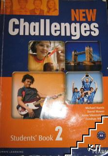 New Challenges. Students' Book 2