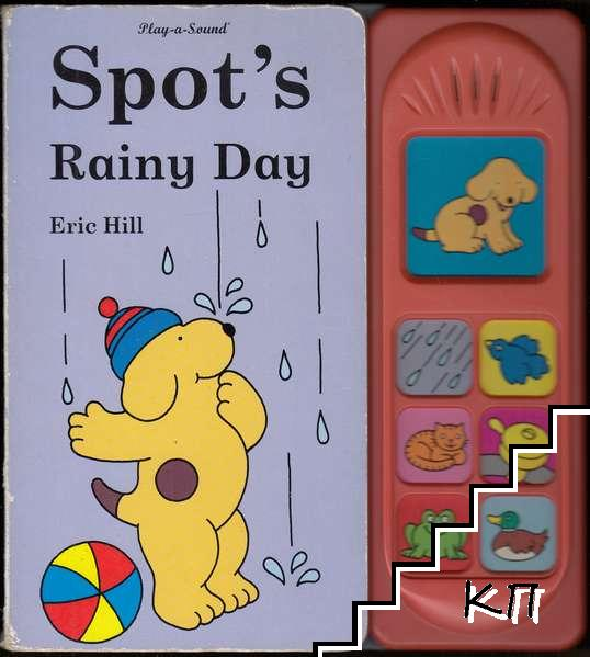 Spot's Rainy Day Sound Book
