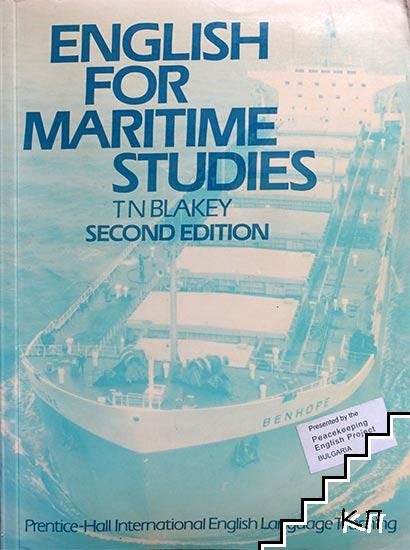 English for Maritime Studies