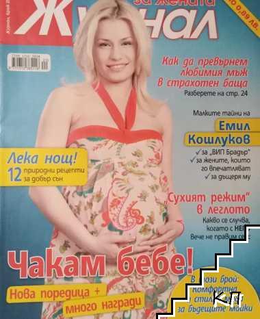 Журнал за жената. Бр. 20 / 2009
