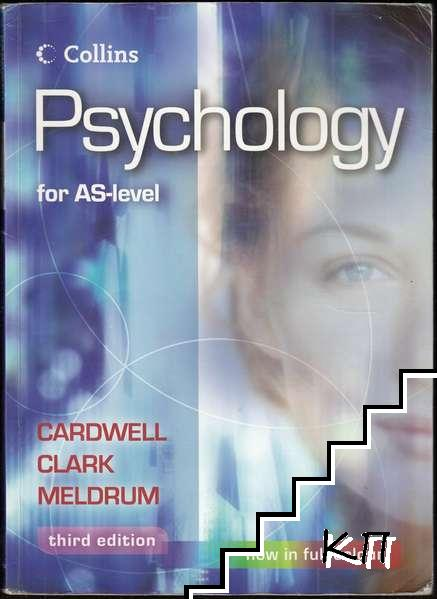 Psychology for AS-Level