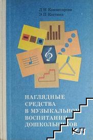 Наглядные средства в музикальном воспитании дошкольников