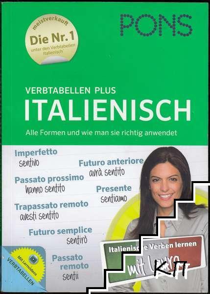 Verbtabellen Plus Italienisch: Alle Formen und wie man sie richtig anwendet