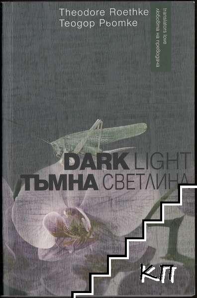 Dark Light / Тъмна светлина