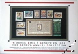 Geneva annual collection 1988