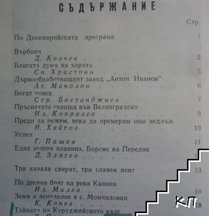 Родопи. Бр. 10 / 1973