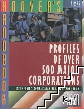 Hoover's Handbook: Profiles of Over 500 Major Corporations 1991