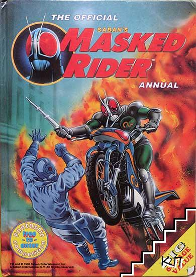 The Official Saban's Masked Rider Annual