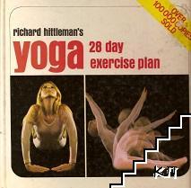 Yoga 28 Day Exercise Plan