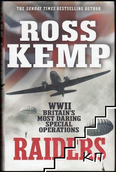 Raiders: World War Two True Stories