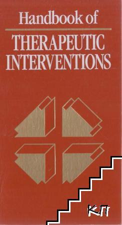 Handbook of Therapeutic interventions