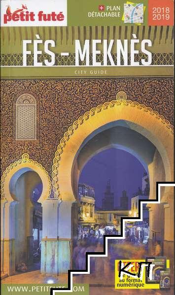 Petit Futé Fès-Meknès: City Guide