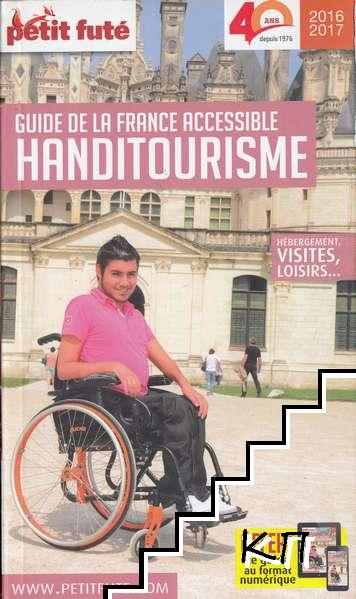 Petit Futé Guide de la France accessible handitourisme