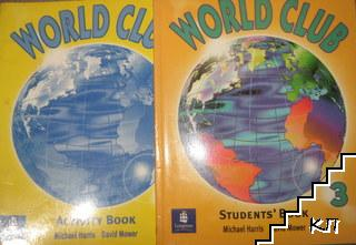 World club. Student's Book 3 / World club. Activity Book 3