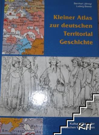 Kleiner Atlas zur deutschen Territorialgeschichte