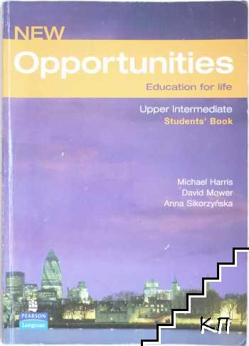 New Opportunites. Upper Intermediate. Students' Book