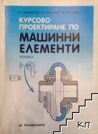 Курсово проектиране по машинни елементи