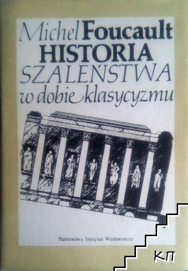 historia szaleństwa w dobie klasycyzmu pdf