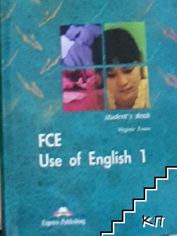 FCE. Use of English. Student's book 1
