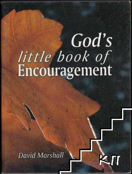 God's Little Book of Encouragement