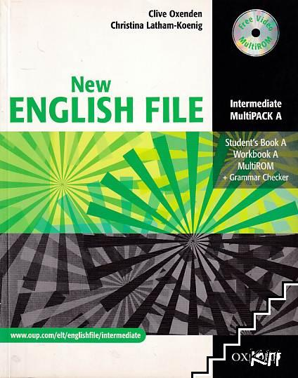 New English File. Intermediate Multipack A