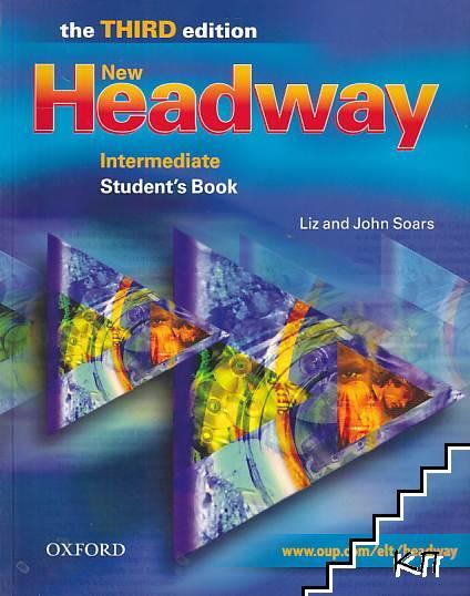 New Headway Intermediate. Student's Book + Workbook with key