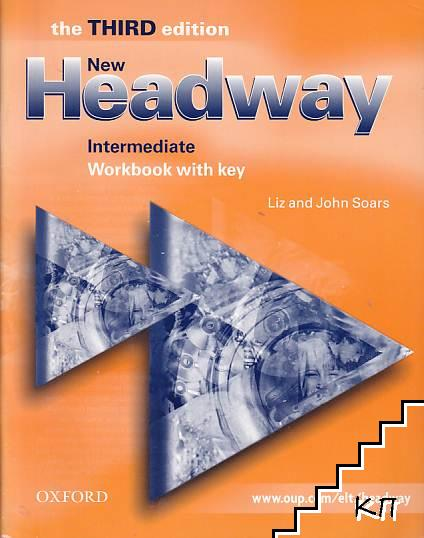 New Headway Intermediate. Workbook with key