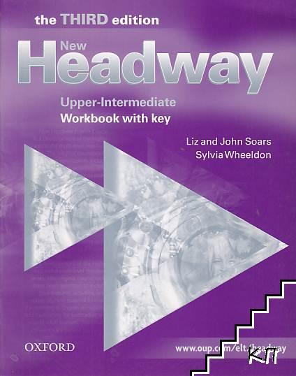 New Headway Upper-Intermediate. Workbook with key