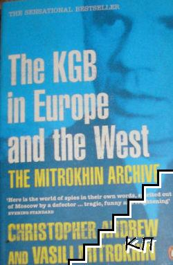 The KGB in Europe and the West