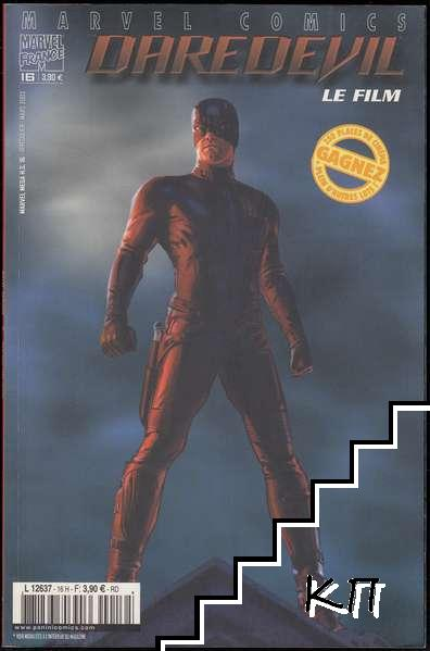 Marvel méga hors série № 16 / 03. 2003: Daredevil - Le Film