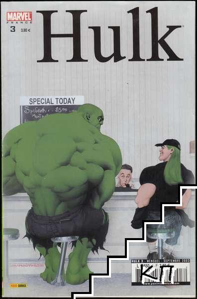 Hulk № 3 / 09.2003: Drôle d'endroit pour une rencontre