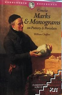 Marks & Monograms on Pottery & Porcelain