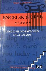 Engelsk-Norsk ordbok. English-Norwegian dictionary
