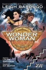 Wonder Woman Warbringer (The Graphic Novel)