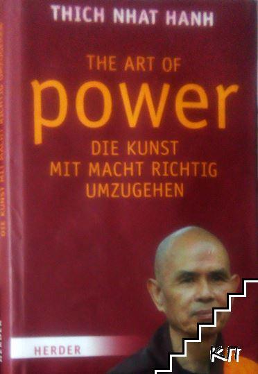 The Art of Power: Die Kunst mit Macht richtig umzugehen
