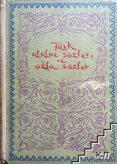 Türk Atalar Sözleri ve Özlü Sözler