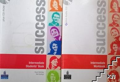 Success. Student's Book + Workbook: Intermediate
