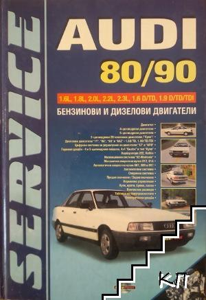 Audi 80/90. Практическо ръководство за ремонт и експлоатация на автомобила