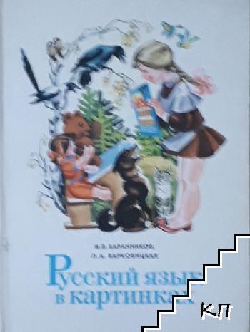 Руссккий язык в картинках. Часть 1