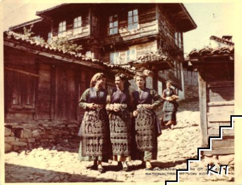 Национални носии от Котел