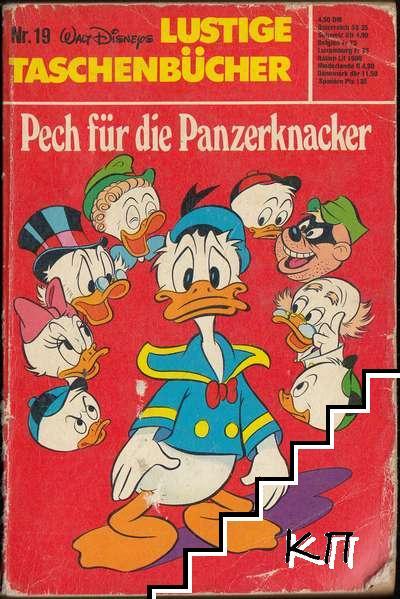 Walt Disneys Lustige Taschenbücher. № 19: Pech für die Panzerknacker
