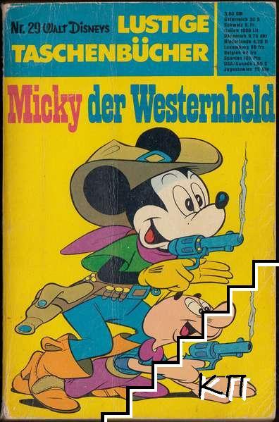 Walt Disneys Lustige Taschenbücher. № 29: Micky der Westernheld