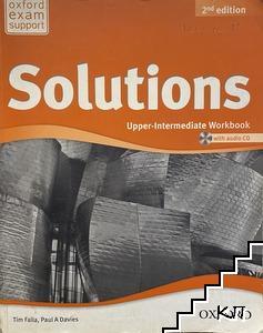 Solutions. Upper-Intermediate Workbook